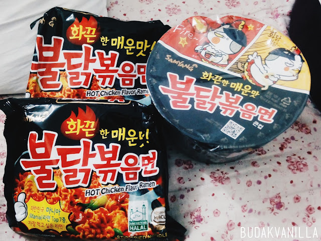 review samyang noodles