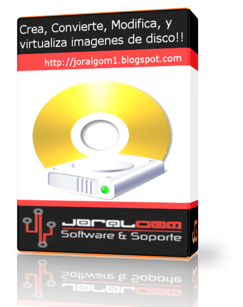 PowerISO v6.5.0 Crea, Convierte, Modifica y Virtualiza Imagenes de Disco !!!!