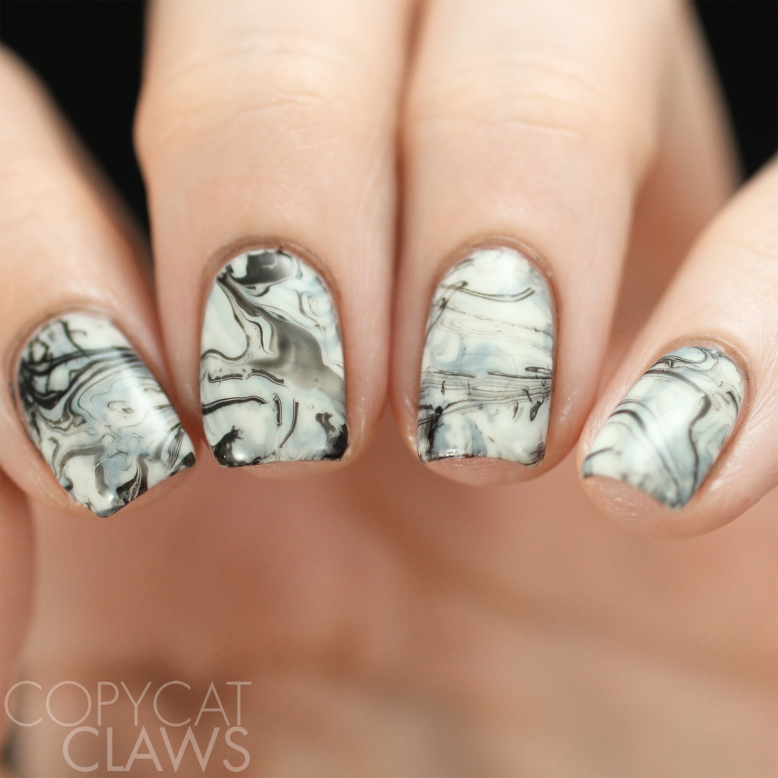 Copycat Claws Nail Challenge Collaborative