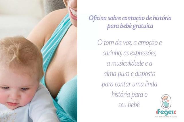 Feira da gestante no RioMar Recife