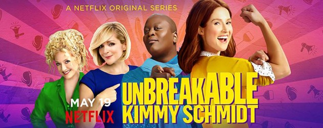 Unbreakable Kimmy Schmidt série