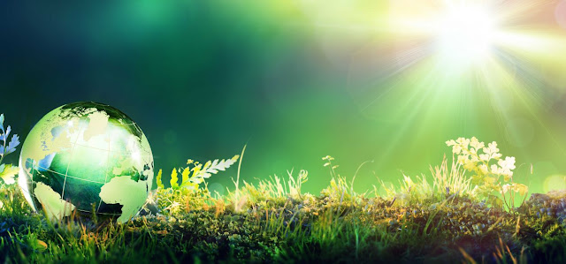 بحث كامل عن البيئة للصف الثاني الاعدادي  جاهز للطباعة pdf