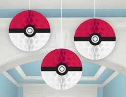Ideia simples decoração Pokemon