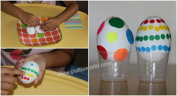 Easy Egg Decorating With Kids For Easter