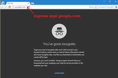 google iniciar sesion