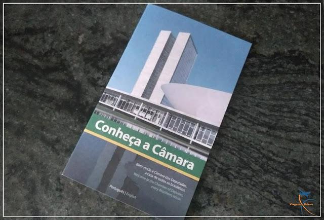 Mini Guia para visitar o Congresso Nacional