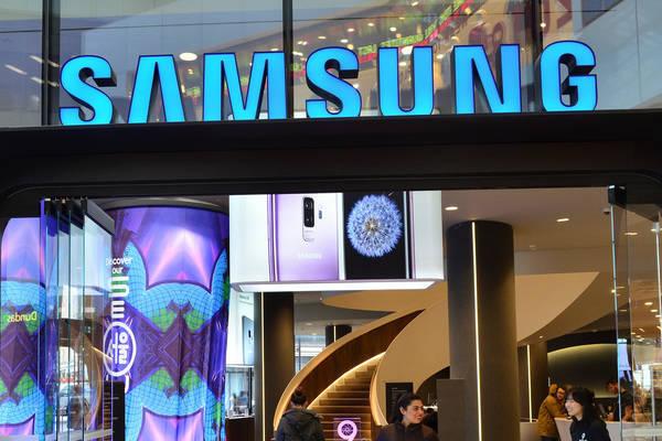براءة اختراع تكشف عن الشكل الجديد لهواتف سامسونغ