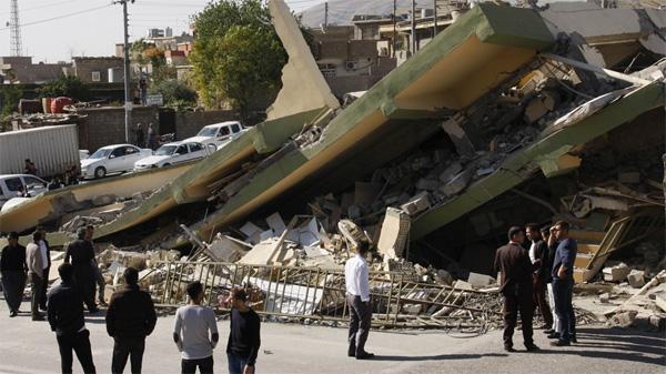 News, World, Gulf, Earthquake, Rescue, Report, Iraq, Iran, Death, President, Iran-Iraq earthquake: Rescuers in race for survivors