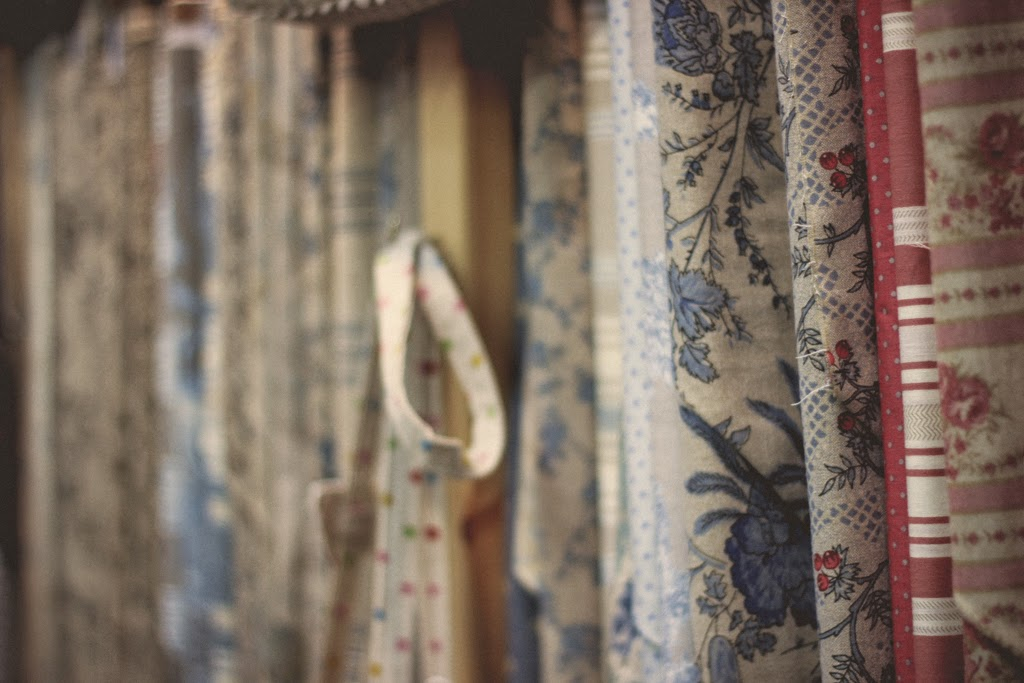 fabric heaven in Patchwork corner