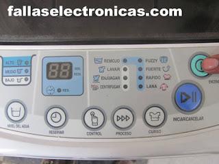 como centrifugar en una lavadora electrolux