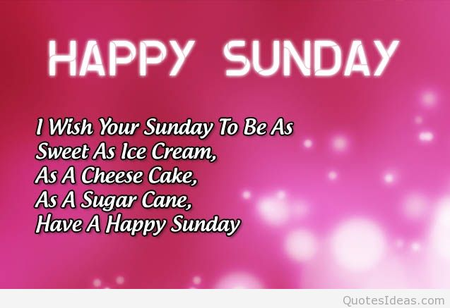 happy sunday wishes images