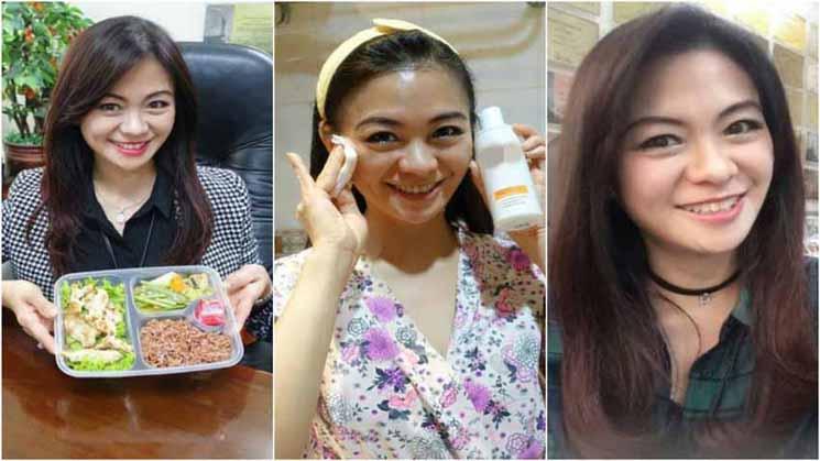 TERNYATA INI Resep Awet Muda Ala Puspa Dewi. Usia Sudah 50 Tapi Wajah ABG Banget!
