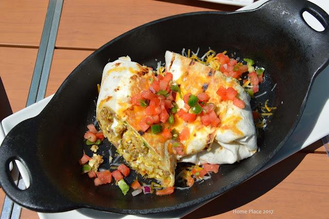 Plan b - Breakfast Burrito