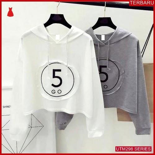 UTM298F58 Baju Five Muslim Sweater Dewasa Hoody UTM298F58 12A | Terbaru BMGShop