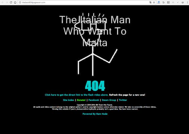 أغرب المواقع الموجودة على الانترنت...شيئ لا يصدق !!