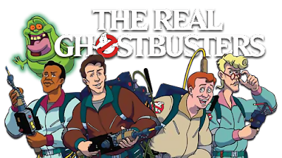 Nerdversity Reviews: The Real Ghostbusters - Halloween II 1/2
