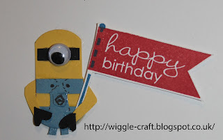 Stampin' Up! Minion