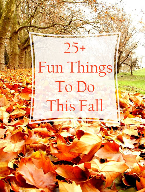 25+ fun things to do this fall