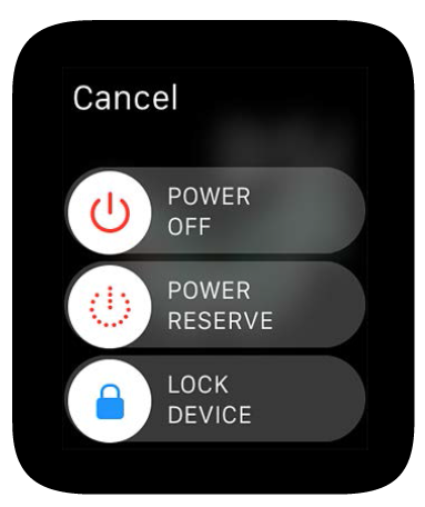 Come riavviare Apple Watch - Riavvio - Soft reset - Forzare spegnimento