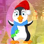 G4K Christmas Penguin Escape
