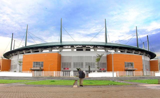 Suatu Pagi Di Stadion Pakansari Bogor