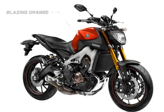 Harga Yamaha MT-09 Terbaru, Review dan Spesifikasi Lengkap 2017