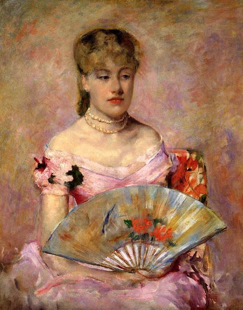 American Famous Painter Mary Cassatt Profile Paintings