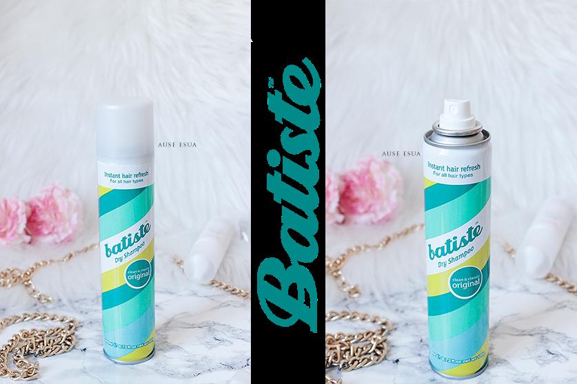 Batiste Original Kuru Şampuan  │ Kuru Şampuan Kullanımı ♡ │ AUSE ESUA