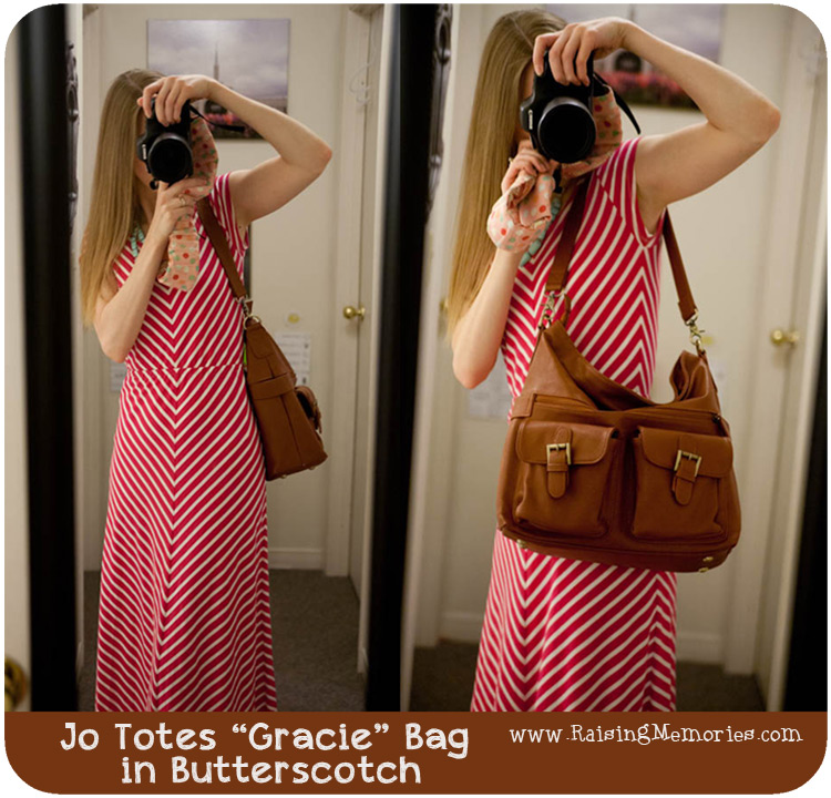 Jo Totes Camera Purse Review with lots of photos