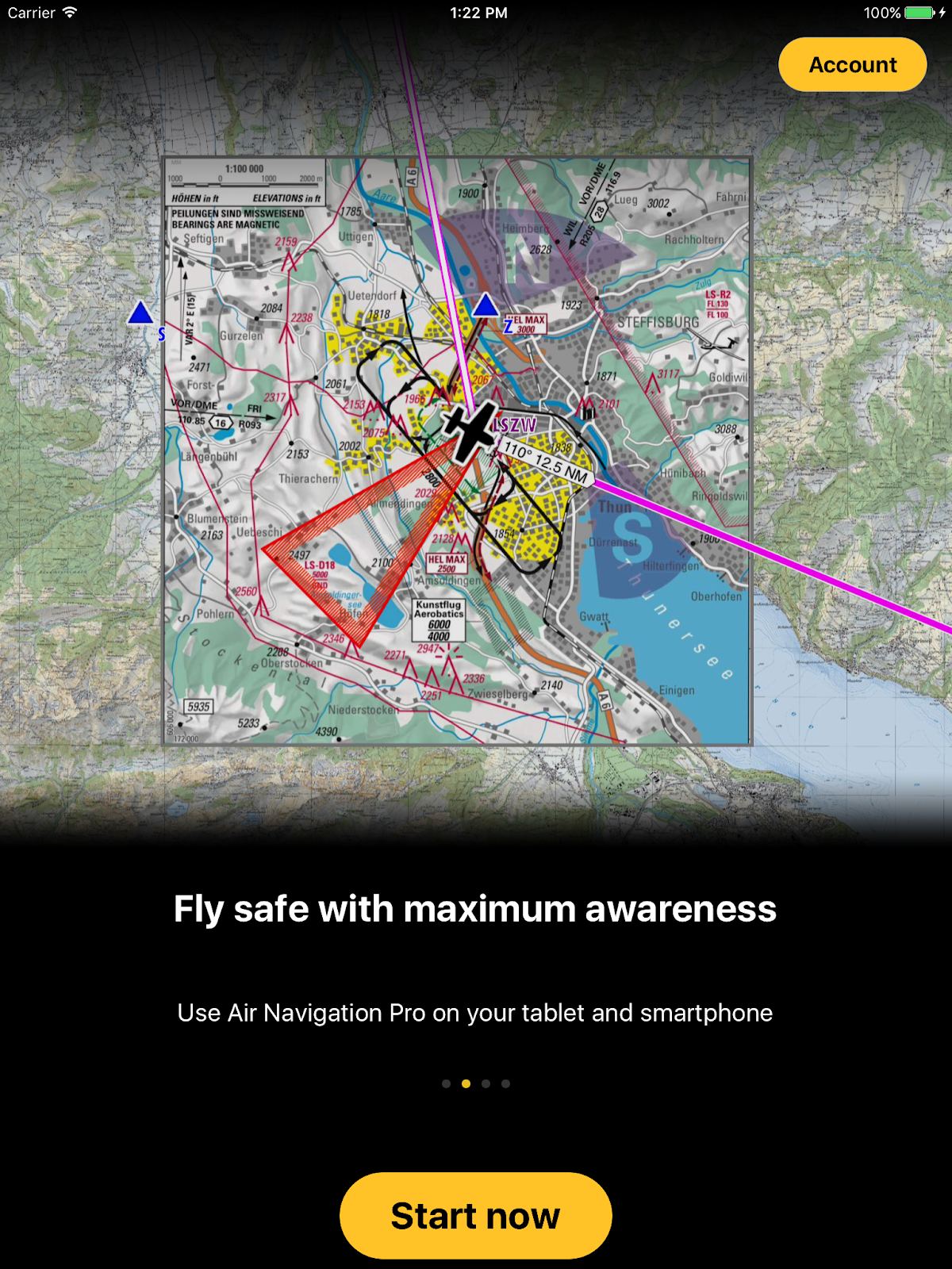air navigation pro subscription packages are now available on ios rh blog airnavigation aero Air Navigation History Aircraft Navigation System