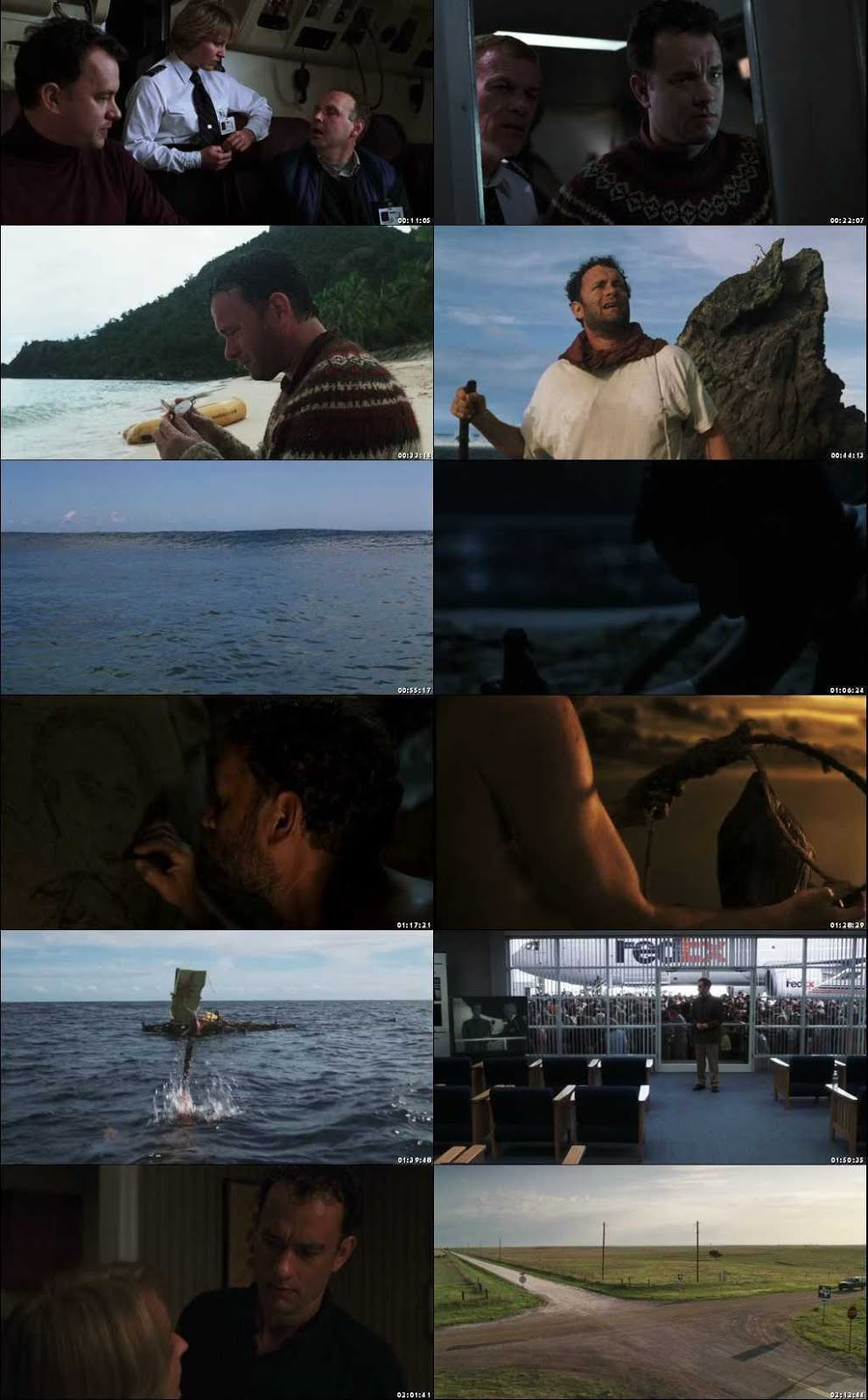Cast Away 2000 Screenshot
