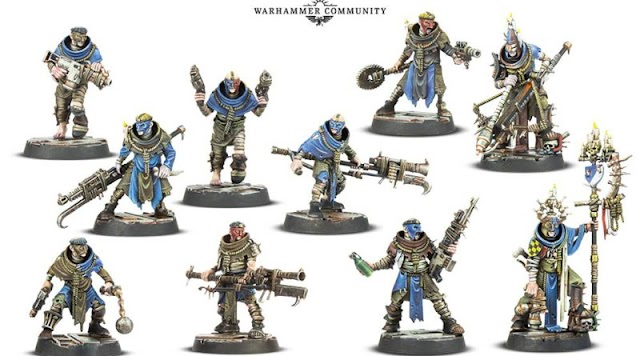 This Week's Pre-Orders with Prices: Gang War IV, Cawdor, and Nighthaunts