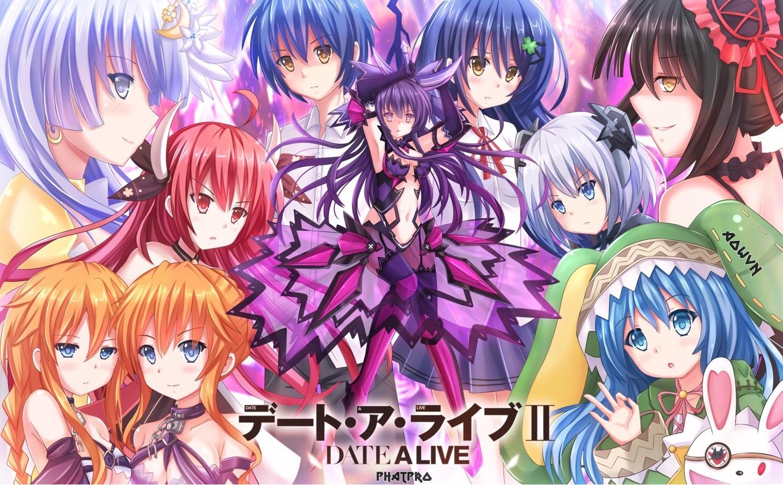 Date%2B %2BPhatpro%2B%25284%2529 - [ Anime 3gp Mp4 ] Date A Live SS3 | Vietsub - Tiếp Nối Siêu Phẩm