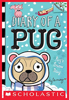 Diary of a Pug: Pug's Snow Day