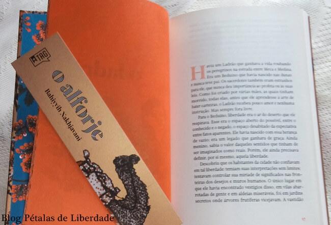 Resenha, opiniao, livro, O-alforje, Bahiyyih-Nakhjavani, tag-livros, trechos
