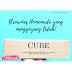 [Review] Brownies Homemade yang Bikin Nagih dan Ingin Terus Makan Setiap Hari, Hmm, Kamu yang Ngaku Penikmat Kue Wajib Cobain Cube Brownies Ini Loh!