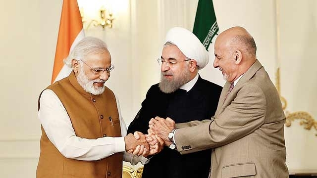 Chabahar Port - A 'Gateway to Golden Opportunities'