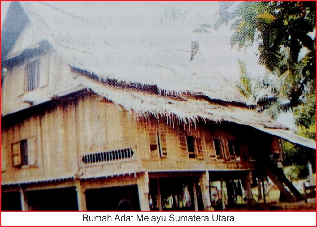 45 Gambar Rumah Adat Di Sumatera Utara Terbaru