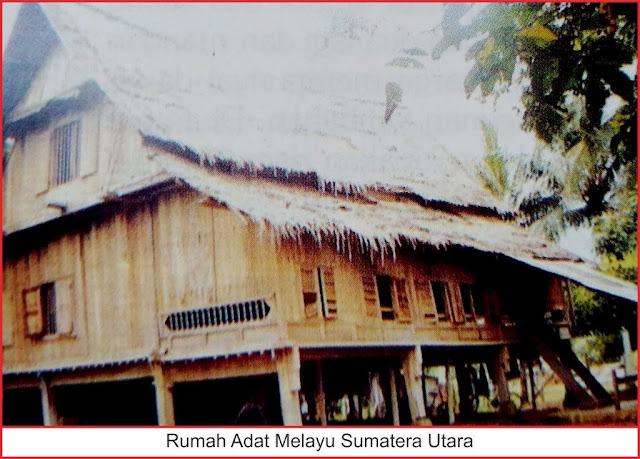 gambar rumah adat melayu sumatera utara