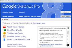 Free Portable Google Sketchup 8