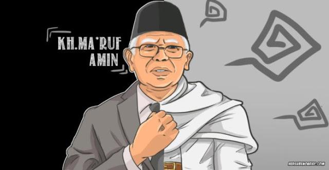 Metamorfosa dan Blunder-blunder Politik Kyai Ma'ruf Amin