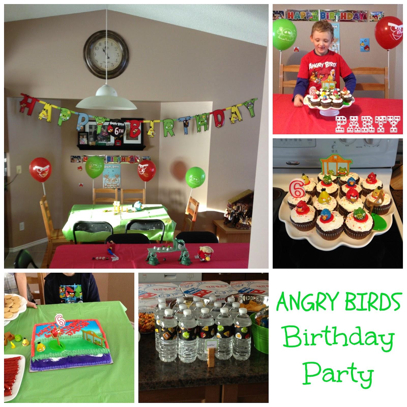 http://craftingandcreativity.blogspot.ca/2014/09/my-sons-6th-birthday-party-angry-birds.html