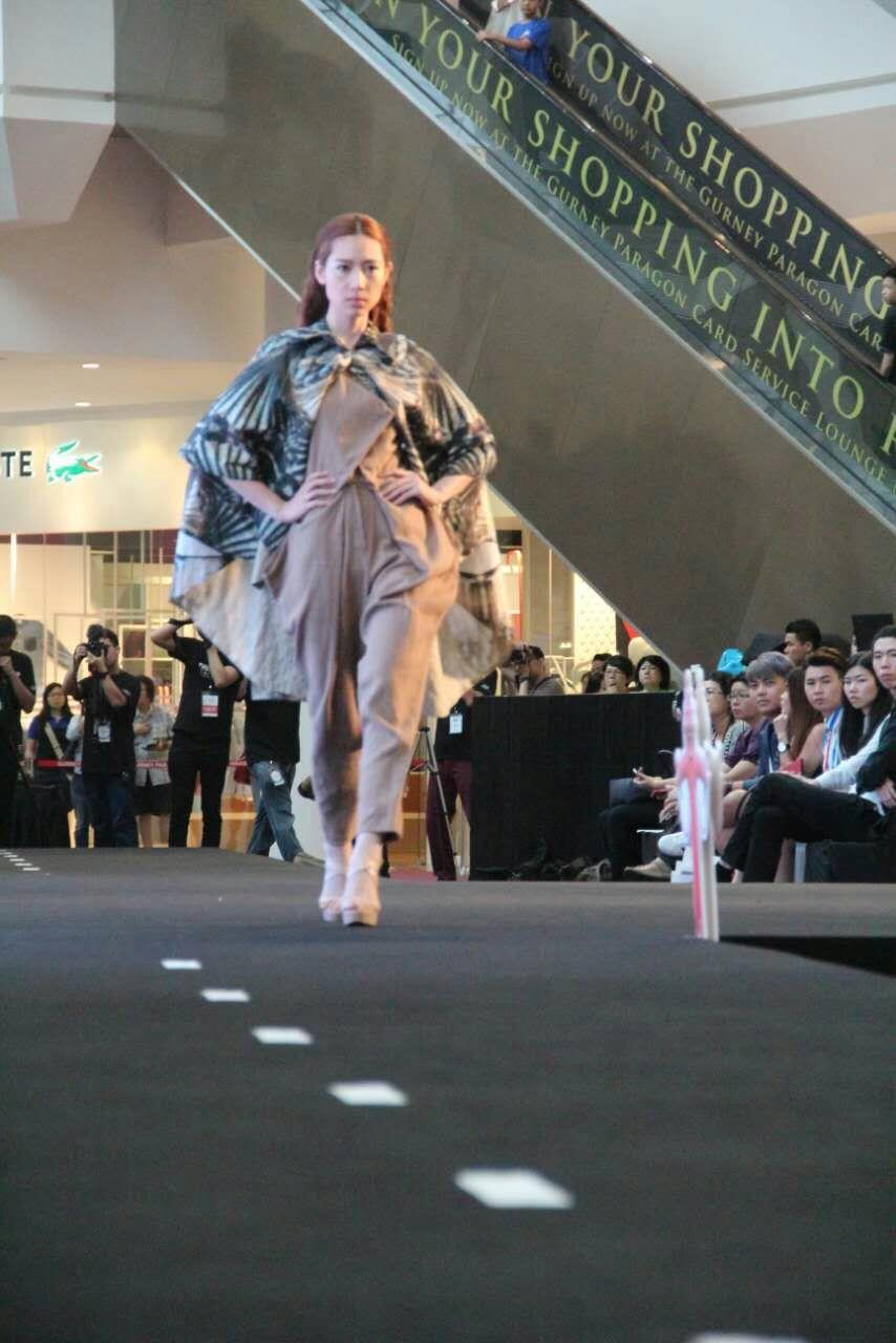 Penang Fashion Week 2016 Esmod Kl The One Academy