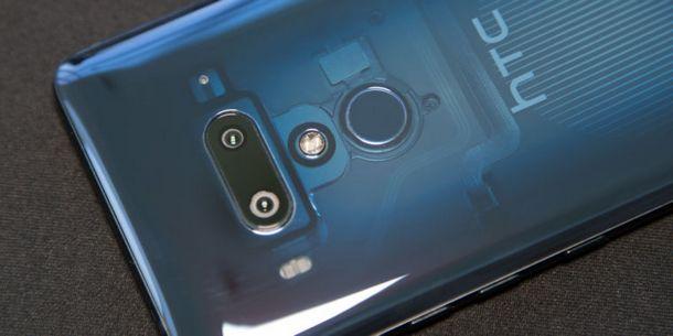 HTC U12+Translucent Blue