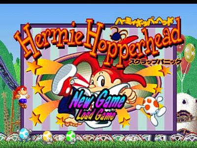hermie hopperhead psp