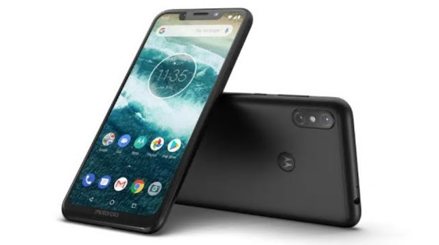 Motorola One Power, presentado en el IFA de Berlín.