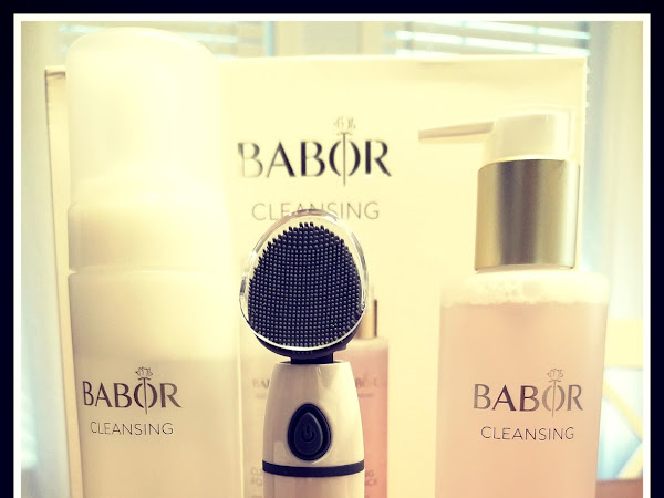 Pamper Yourself And Care For Your Skin With Babor #MBPHGG17