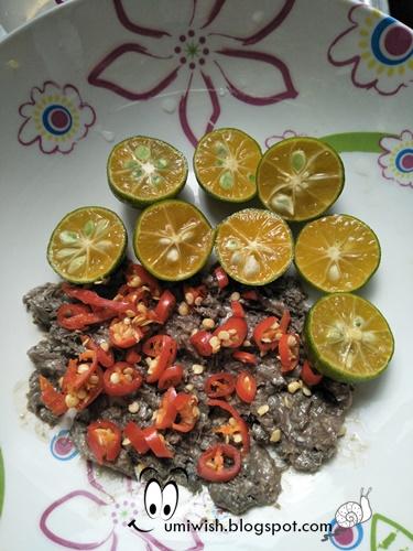 rusip sarawak, budu kelantan, cara buat rusip, beli rusip fresh, rusip segar, harga rusip Sarawak