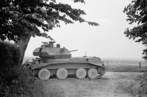 29 May 1940 worldwartwo.filminspector.com British cruiser tank