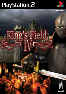 Free Download Games King Field IV PCSX2 ISO PC Games Untuk Komputer Full Version ZGASPC